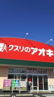 クスリのアオキ 大井店
