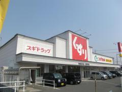 スギ薬局羽島正木店