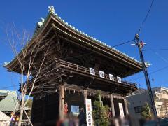 日高寺(村松山虚空蔵堂)