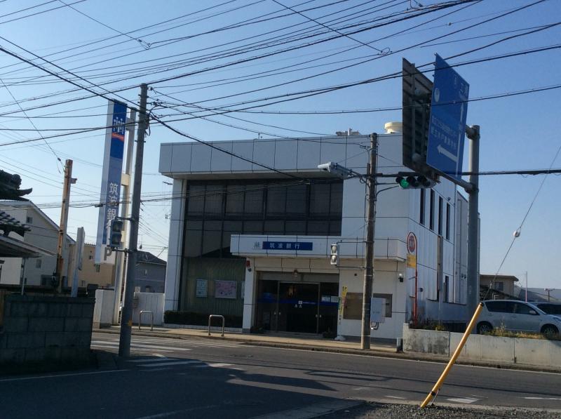 筑波銀行吉田支店です