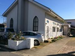 日本キリスト教団 日立教会