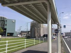 「下中野」バス停留所