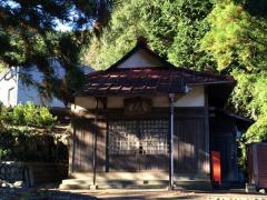 高根白山神社