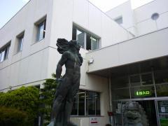 石巻市総合体育館