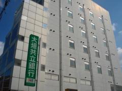 大垣共立銀行小牧支店