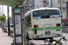 「地下鉄玉出」バス停留所