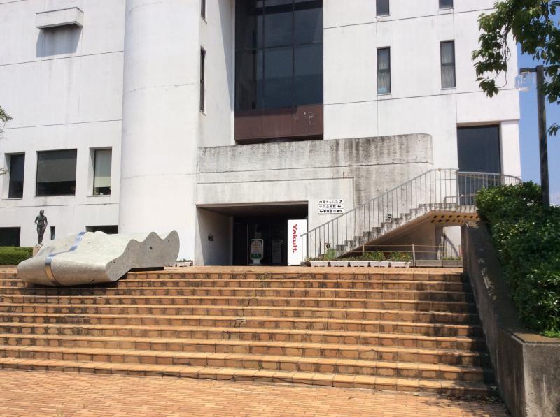 桐生市立図書館