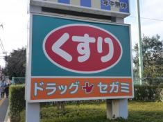 ドラッグセガミ高島平店