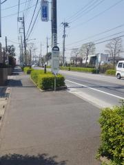 「戸塚支所入口」バス停留所