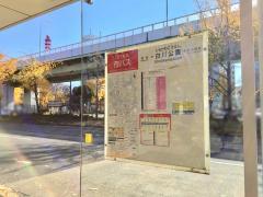 「白川公園」バス停留所