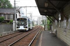 天神ノ森駅