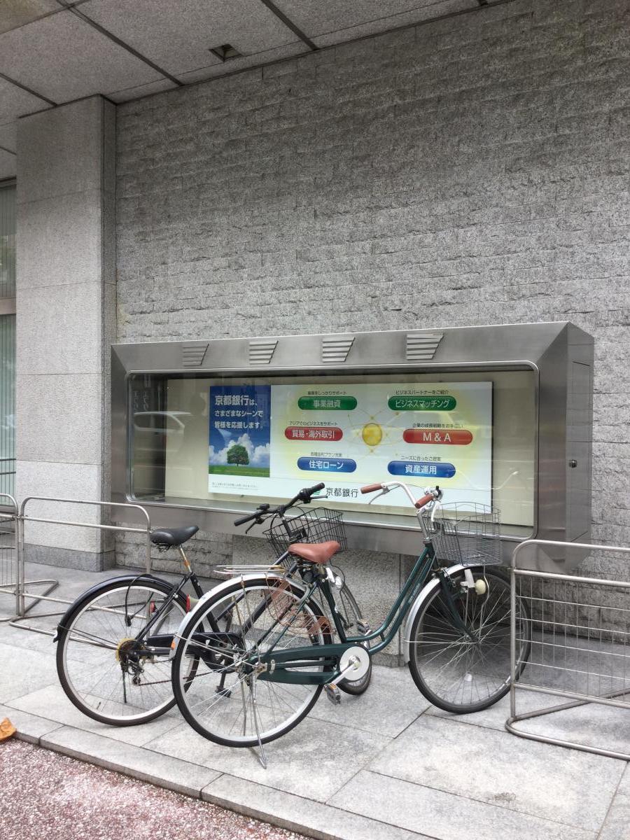 京都市下京区の「株式会社京都銀行」