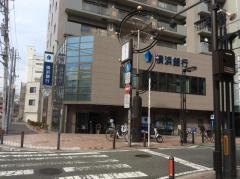 横浜銀行阪東橋支店