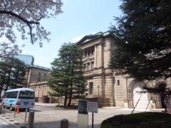 日本銀行 本店