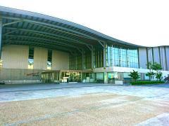 県立浜山体育館