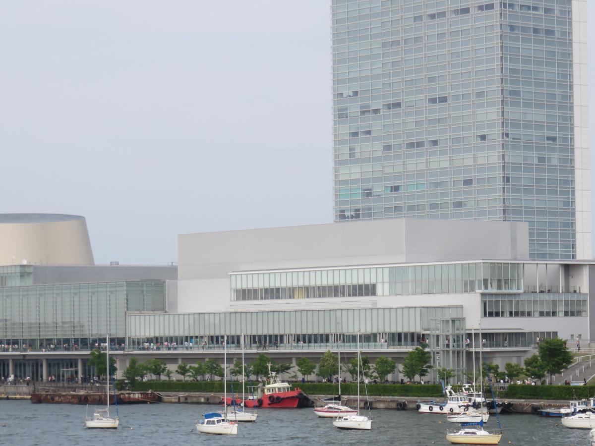 万代島美術館