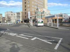 「JR足利駅」バス停留所