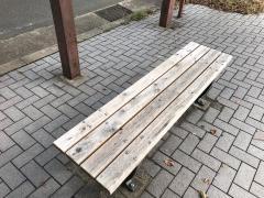 「安田」バス停留所