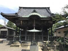 金蔵寺滝不動