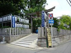 白山神社(城東区)