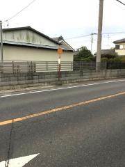 「東方新井屋」バス停留所