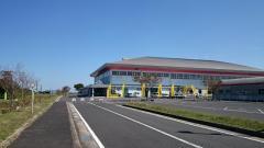 宍道湖公園湖遊館