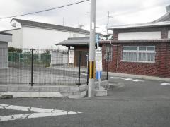 「久の木」バス停留所
