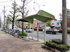 「名鉄栄生」バス停留所