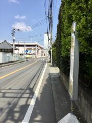 「根下(海老名市)」バス停留所