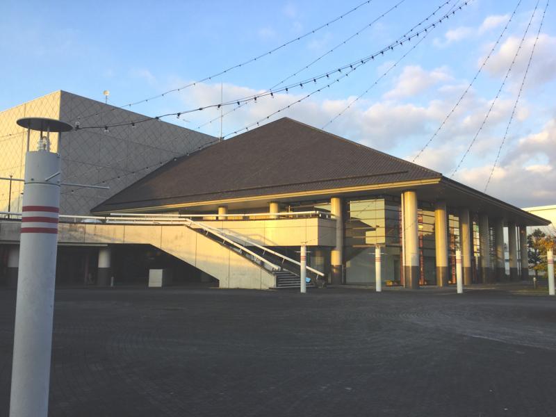 森町文化会館