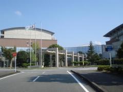 宇城市松橋総合体育文化センター(ウイングまつばせ)