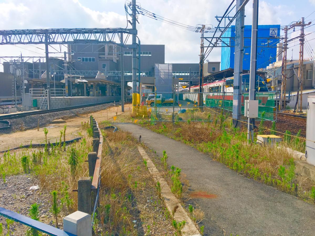 名鉄知立駅 愛知県知立市