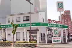 トヨタレンタリース大阪なんばターミナル店