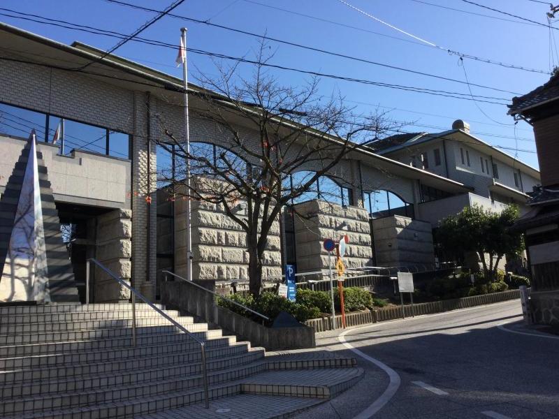 尾道市立中央図書館
