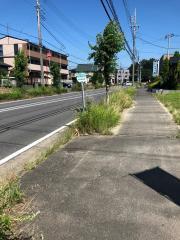 「松ケ丘四丁目(竜ケ崎市)」バス停留所