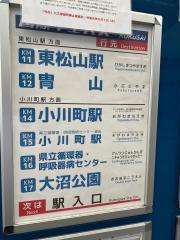 「熊谷駅」バス停留所
