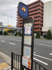 「細池橋」バス停留所