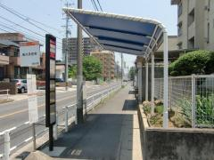 「長久手住宅」バス停留所