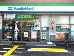 ファミリーマート MYS喜連東四丁目店
