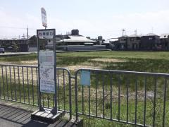 「小泉口」バス停留所