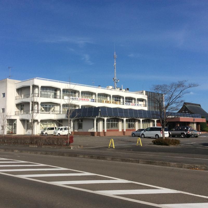 色麻町役場
