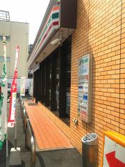 セブンイレブン 熊本白山2丁目店