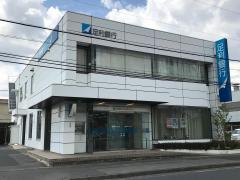 足利銀行春日部支店
