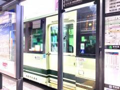 「七条大宮・京都水族館前」バス停留所