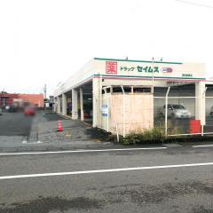 ドラッグセイムス 館林成島店