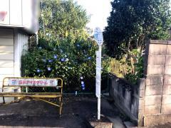 「石井台」バス停留所