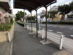「大津和」バス停留所