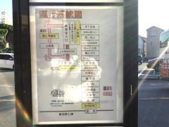 「富士見クリニック」バス停留所