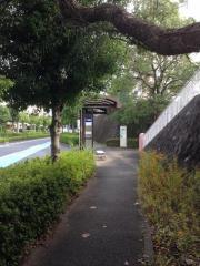 「みずきが丘」バス停留所