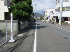 「片島第一」バス停留所